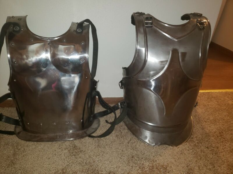 Real Metal Breastplate