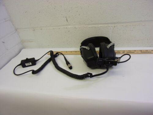 Setcoom 7  BDN6258A Radio Headset Heavy Duty Hearing Protection