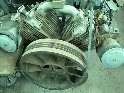 Quincy Model 4110 Air Compressor