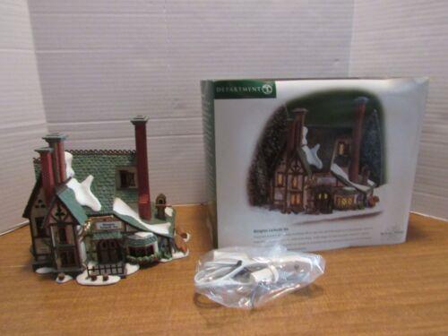 Dept. 56 Dickens Village Series 2000 Abington Lockside Inn #56.58473 Excellent