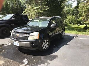 2006 Chevy equinox All wheel drive