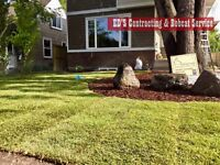 EDS CONTRACTING AND BOBCAT SERVICES & SNOW REMOVAL