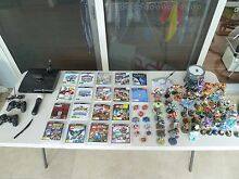 PS3 plus lots of Games and Characters Curl Curl Manly Area Preview