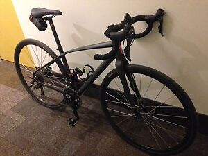 2016 Specialized dolce evo hybrid bike