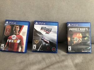 Playstation 4 , GAMES