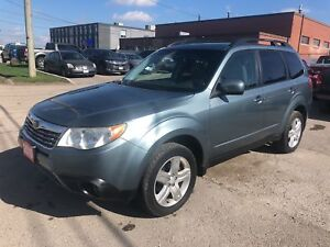 2010 Subaru Forester LIMITED LEATHER/ROOF
