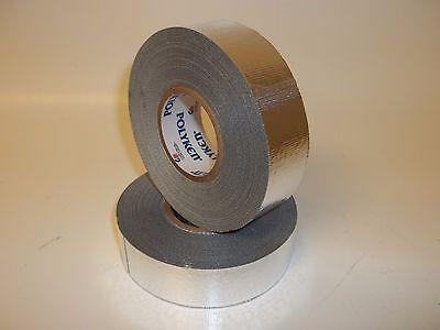 Berry Polyken 342c Aluminum Wire Harness Tape 1 X 100 High Temp Foil Usa Fs