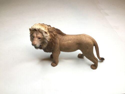 2007 Schleich Male Lion Figurine