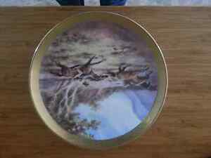 The Man from Snow River -Bradford Exchange Plates Banjo Patterson Beeliar Cockburn Area Preview