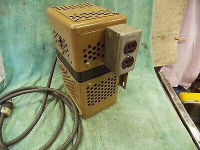 Sola 63-23-150-8 Type 43 Constant Voltage Transformer Harmonic Neutralized Cvs