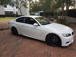 2006 BMW 325i coupe (E92) Chatswood Willoughby Area Preview