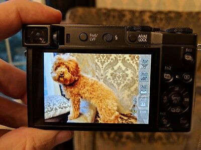"Panasonic LUMIX DMC-TZ110/ZS100 4K 20MP 10X LEICA 1"" Sensor Digital Camera for sale  Southlake"