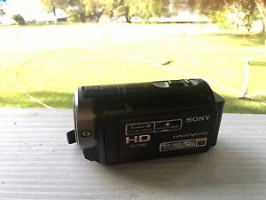 Sony HDR-CX350VE Handy Cam Brooklyn Hornsby Area Preview