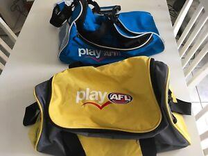 e0c18a9b5456 sports bag afl