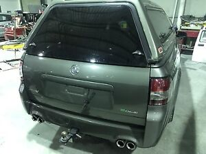 VE/VF Ute ARB smooth finish canopy Mitchell Gungahlin Area Preview