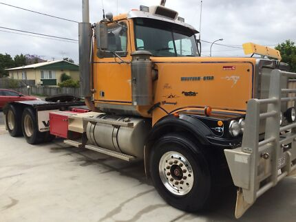 Western star prime mover tipper Salisbury Brisbane South West Preview