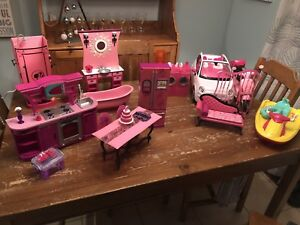Barbie Furniture and Accessories