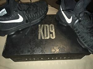 Nike Kevin Durant 9's Basketball Shoes!