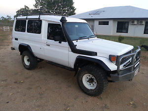 Troopcarrier Richmond Hill Charters Towers Area Preview