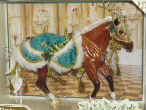 Breyer 2019 Holiday Horse Minstrel Horse Christmas Traditional 700122 Free Ship