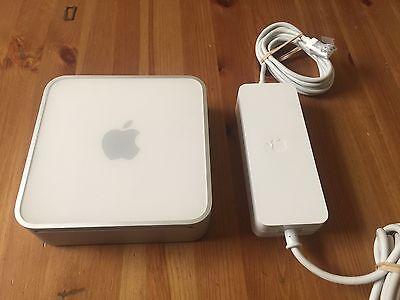 Apple 2009 Mac Mini 2.26GHz 4GB RAM 500GB HDD El Capitan 10.11 Office