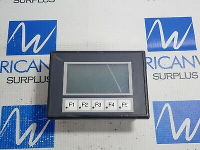 Automation Direct Ea1-s2ml12y09b100 Interface Screen Input 5v 210ma