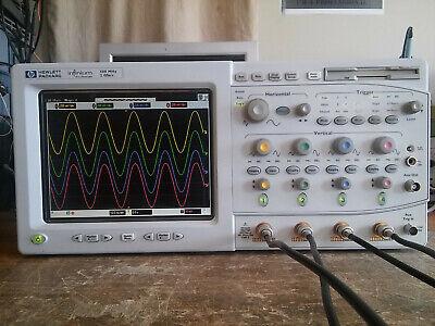 Hp Agilent 54825a 500mhz 2gss Oscilloscope