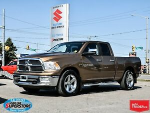 2012 Ram 1500 Big Horn Quad Cab 4x4 ~Power Seat ~Trailer Tow