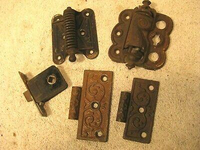 Vintage Misc. door hardware