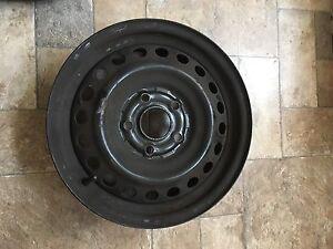 Honda Civic 195/65/15 Michelin tires+rims / pneus + jantes