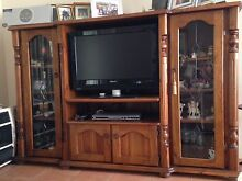 Dining table n 6 chairs and entertainment TV Unit Hall table Huntingdale Gosnells Area Preview