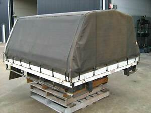 Ute Canopy and Tray Albany Albany Area Preview