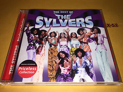 BEST of THE SYLVERS hits CD hot line BOOGIE FEVER high school dance COTTON