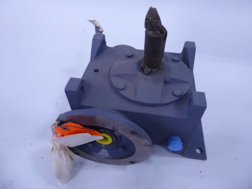 Grant 258-SVF Worm Gear Speed Reducer 10:1 Ratio Right Angle