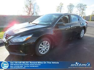 2017 Nissan Altima 2.5  S | HEATED SEATS | REAR CAMERA | BLUETOO
