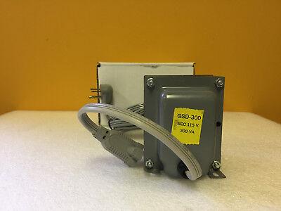 Stancor Gsd-300 230 To 115 V 230 V Input To 115 V 300 Va Step Down Transformer