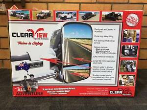 Clearview Towing Mirrors - From $695 Cardiff Lake Macquarie Area Preview