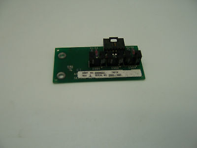 Melco Pcb X-home Limit Assembly Pn 006492-01