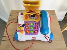 Fisher Price Counting Friends Pull-along Phone Wembley Cambridge Area Preview