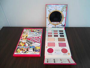 THE BALM Cosmetics  VOYAGE  Travel Palette VOL.II  NEW  UK
