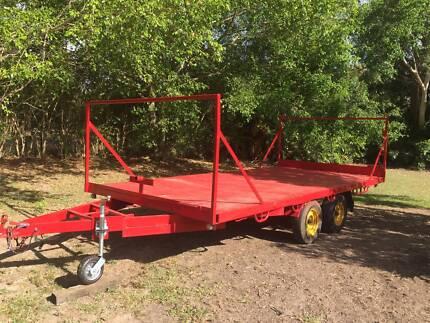 Tandem axle trailer Wamuran Caboolture Area Preview