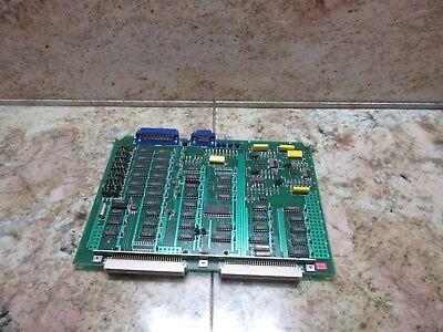 Mitsubishi Board Fx73 Fx73b Bn624a320h04 Mazak Vqc 2040 B Cnc Vertical Mill