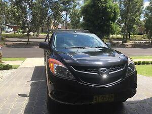 Mazda BT 50 Kellyville Ridge Blacktown Area Preview