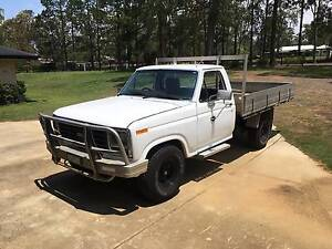 1984 Ford F250 Ute North Maclean Logan Area Preview