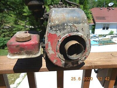 Sears Roebuck Antique Engine Model 500 301109 Serial 631886 Wi Or Wib
