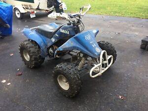 Yamaha 200 cc 4wheeler