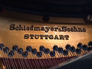 Grand piano Schiedmayer & Soehne Stuttgart Waterford Logan Area Preview