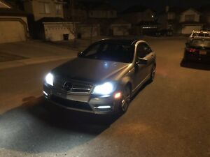 2012 Mercedes Benz C300 4Matic