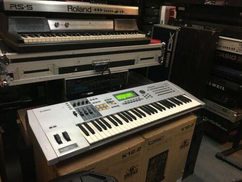 used Yamaha Motif ES6 Synthesizer 61 key keyboard  / Piano ES 6 //ARMENS//