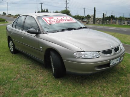 2000 HOLDEN COMMODORE VT AUTO LOW K'S Fawkner Moreland Area Preview